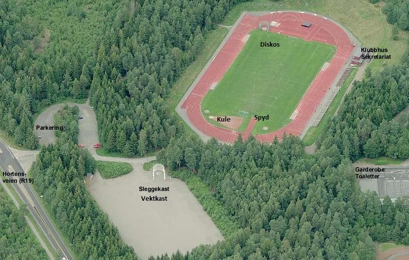 Greveskogen idrettspark